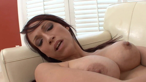Hard ramming along with young brunette Nikki Hunter