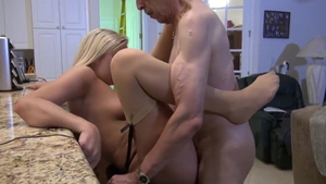 Real sex together with young blonde