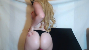 Tight and big ass pawg reality pussy eating on web-cam