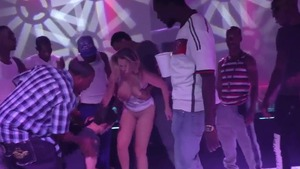 Brooke Wylde gangbang after disco