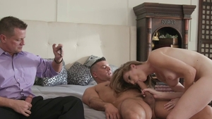 Super sexy amateur Ramon Nomar feels in need of doggy
