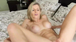 Big tits stepmom Cory Chase wishes for ramming hard in HD