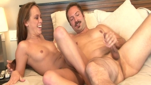 Haley Sweet in POV raw ass pounded