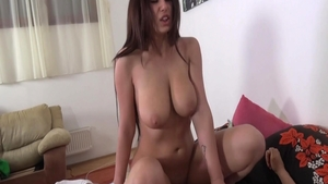 Tight & gorgeous Ayda Swinger threesome at casting