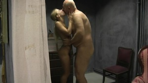 Big booty hungarian girl Nikky Thorne finds dick to fuck