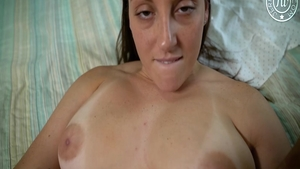 Blowjob together with sexy stepmom Melanie Hicks