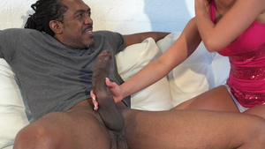Raw cum on face together with hot babe Jaye Summers in HD