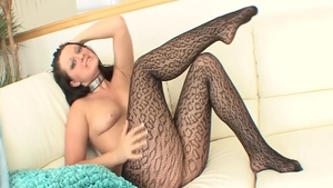 Savannah Paige in banging gonzo toys action