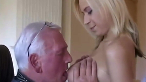 Raw sex with young