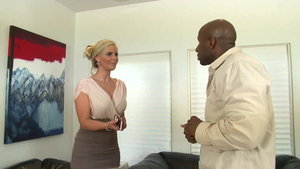 Good fuck with big tits stepmom