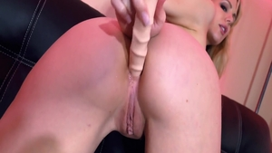 Rough raw sex together with big boobs amateur Katie Banks
