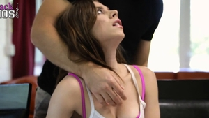 Real sex escorted by trimmed pussy