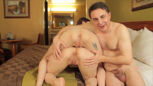 Violet Monroe raw riding a dick in HD