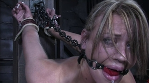 Screaming bitch Holly Wellin has a passion for BDSM