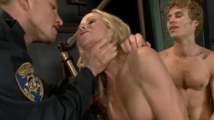 Hardcore sex escorted by stepmom Simone Sonay