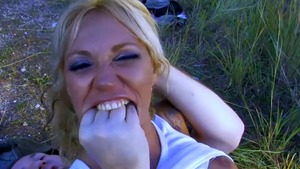Small tits stepmom Ginger Hell digs nailed rough in HD