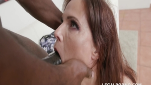 Slamming hard with horny american stepmom Syren De Mer