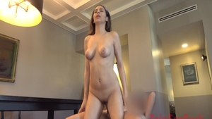 Rough sex in the company of stunning babe Nina North