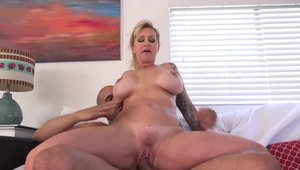 Babe Ryan Conner ass pounding