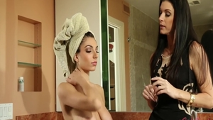 Raw fucking with India Summer and Darcie Dolce