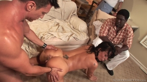 Fat stepmom Zoey Holloway helps with slamming hard HD