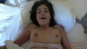 Brunette Gia Paige wishes ejaculation