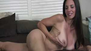 Super sexy Mindi Mink mature roleplay sex tape