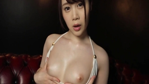 Passionate asian supermodel feels up to hard pounding