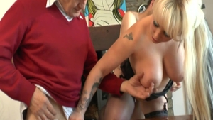 Busty french supermodel rushes erotic good fucking