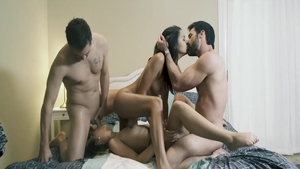Perfect Jaye Summers foursome