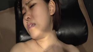 Naughty japanese babe has a soft spot for hard pounding