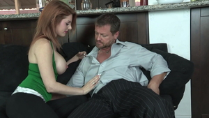 Super sexy Lilith Lust with Eric Masterson raw blowjobs