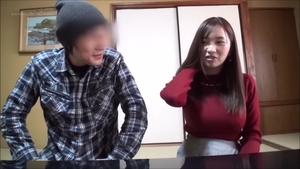 Real fucking with very hawt japanese stepmom