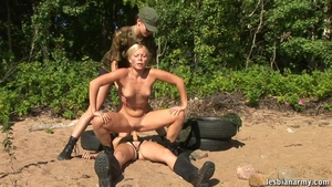 Fucking hard escorted by brunette
