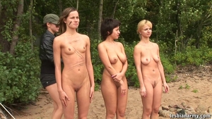 Strapon outdoors in HD