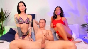 British amateur has a thing for pussy fucking