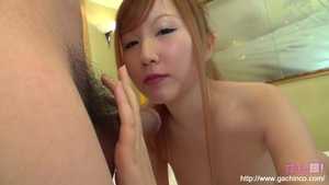 Amazing japanese crazy creampied in HD