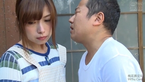 Hairy japanese in HD
