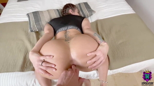 Booty european bisexual anal fucked in HD