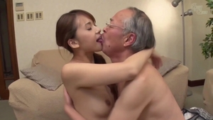 Japanese stepmom enjoys hard fucking HD