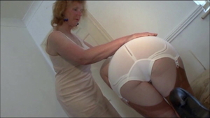 Rough nailing in company with european MILF Satine Spark