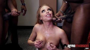 Hard ramming in the company of sexy teacher Britney Amber