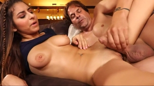 Hard nailining accompanied by super cute pornstar Nina North