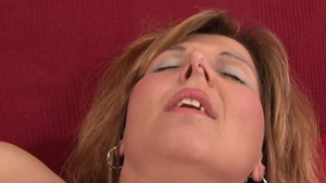 Super hot MILF really likes plowing hard in HD