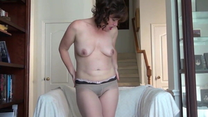 Small boobs american mature pussy fucking HD