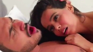 Nailing escorted by very hot desi couple