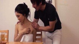 Hottest asian babe craving ramming hard