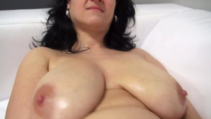 Hottest european stepmom finds dick to fuck at the audition