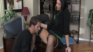 India Summer dick sucking scene