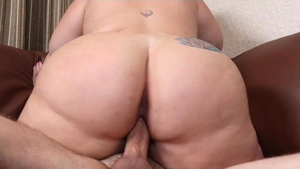 Hard pounding together with Tiffany Star BBW & Preston Parker